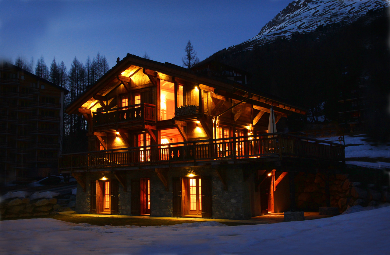 Zinal Ski Chalet | Privately Owned Luxury Chalet In The Swiss Alps